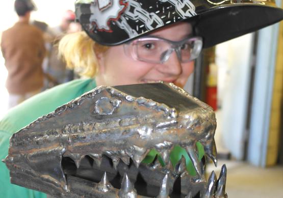 learn welding skills in high school
