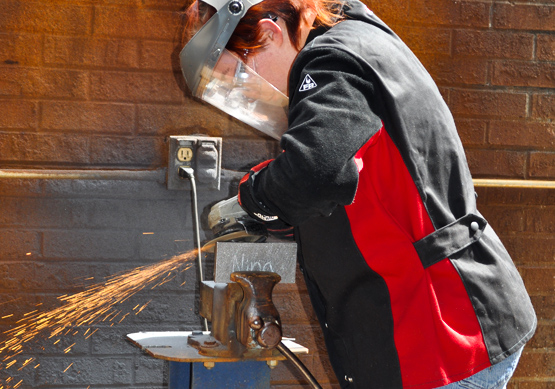 learn welding skills in South Carolina