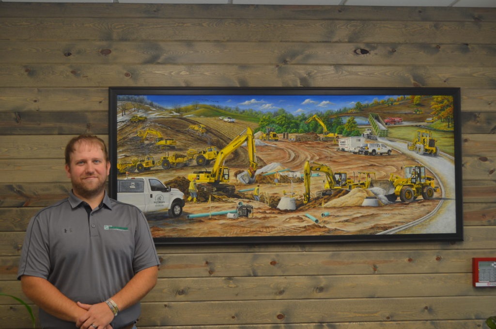 Tyler Jensen Project Manager