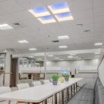 cree lighting office