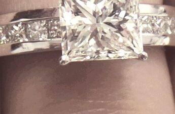 Malia May Johnson's Engagement Ring
