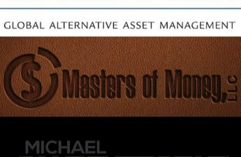 "Carlyle Group Masters of Money Michael ""MJ The Terrible"" Johnson Logo Collage"