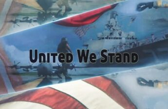 United We Stand U.S. Military Marketing Campaign Video Screenshot