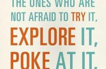 Poke and Explore Quote Picture