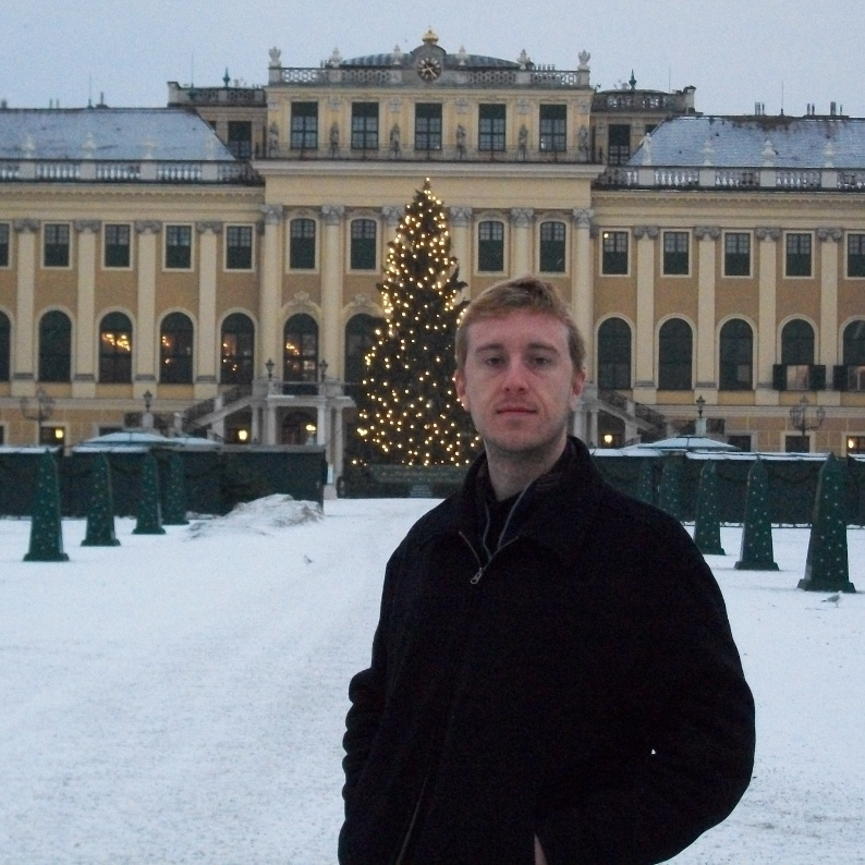"""Michael """"MJ The Terrible"""" Johnson at Esterhaza Palace In Hungary"""