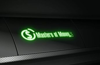 Masters of Money LLC Logo On Computer Key