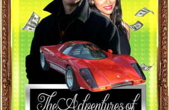 The Adventures of MJ The Terrible Mock Movie Poster
