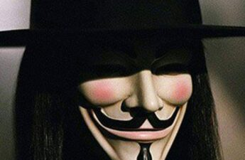 MJT Guy Fawkes Hacker Mask