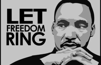 Let Freedom Ring Martin Luther King Jr Quote Picture