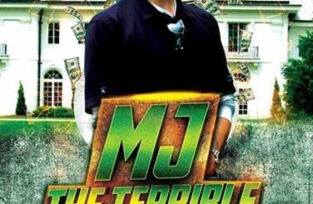 "Michael ""MJ The Terrible"" Johnson Masters of Money LLC Poster"