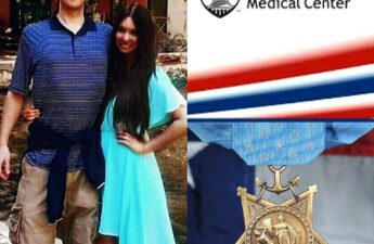 Malia MJ American Hero Walter Reed Collage