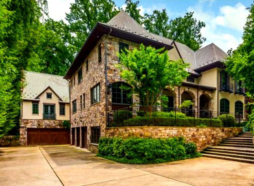 Photo #2 of The Outside of Malia and MJ's Bethesda Maryland Home