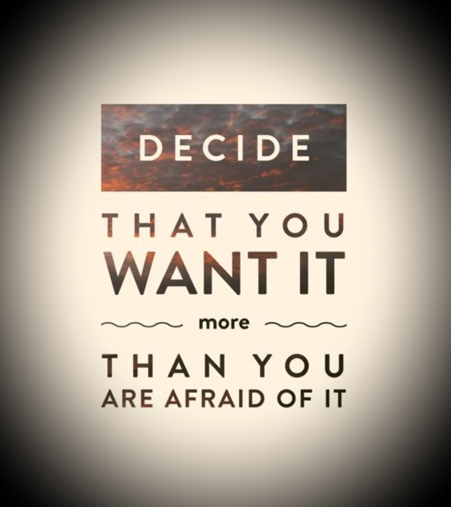 Decide That You Want It More Quote Picture