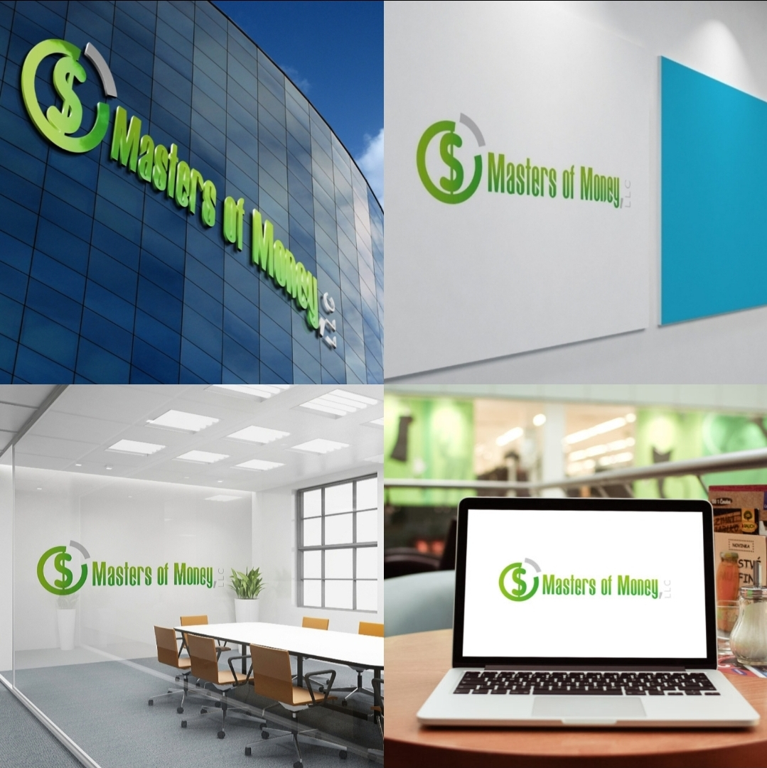 Masters of Money LLC Office Collage