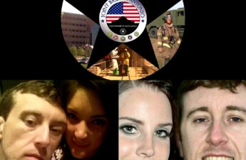 Malia MJ Lana Del Rey JBSA March 8th 2012 Collage
