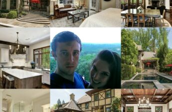 Malia and MJ Bethesda Maryland Home Collage