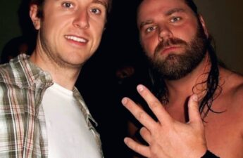 "Michael ""MJ The Terrible"" Johnson and James Storm Photo"