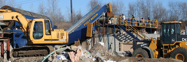 C&D Recycling Systems from Tuffman
