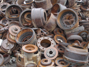 The Age of Steel: Recycling Ferrous Scrap