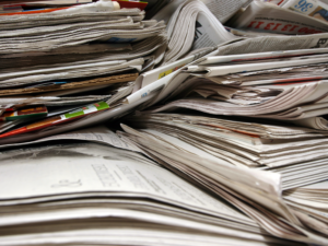 The Benefits of Paper Recycling