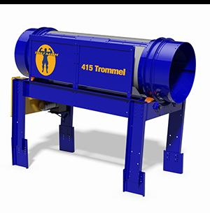 Tuffman 415 Trommel