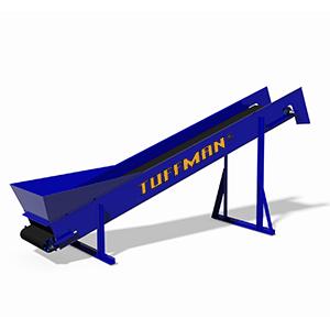 Tuffman inclined conveyor
