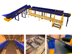 New Tuffman® Mini Sorting Systems Released