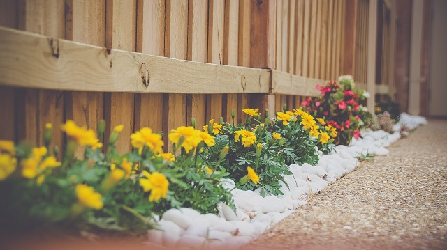Keep your landscaping design simple