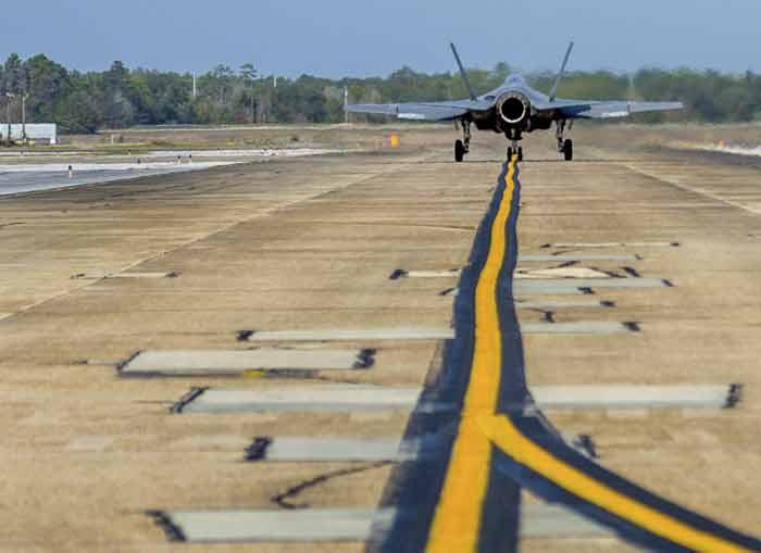 F-35C Lightning II eafb niceville