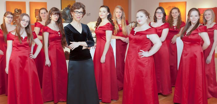 Belle Voci women's ensemble of Northwest Florida State College - Niceville, Fla
