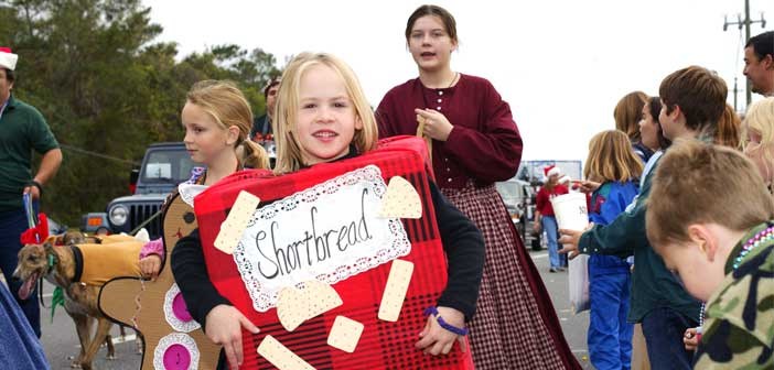 Niceville Christmas Parade - 2004