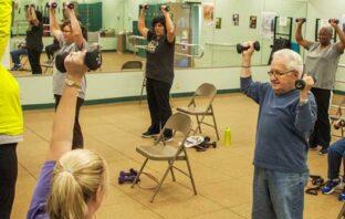 Eglin air force base, go4life senior fitness niceville