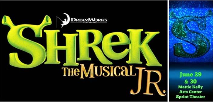 Shrek the Musical Jr Niceville