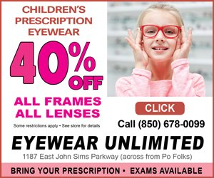 eyewear unlimited niceville