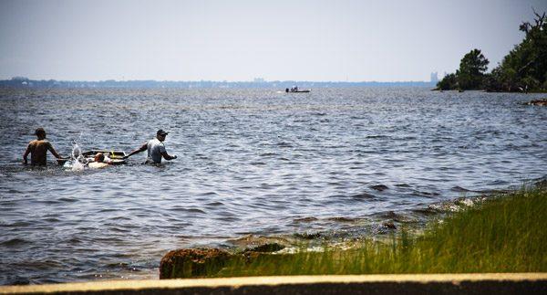 niceville eafb shoreline protection
