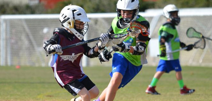 lacrosse niceville youth game