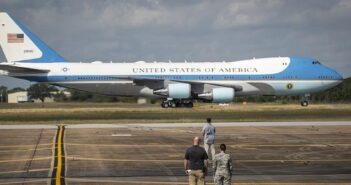 niceville eglin air force base Donald Trump