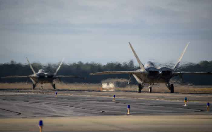 niceville eglin air force base f-22