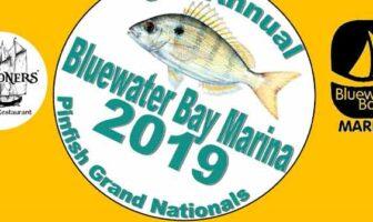 pinfish grand natinals 2019 bluewater Bay