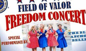 Freedom Concert Field of valor Niceville