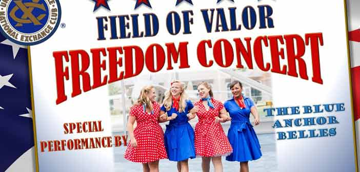 Freedom Concert Field of valor Niceville