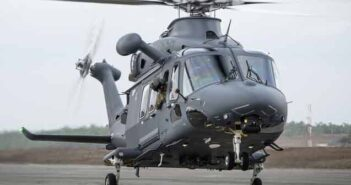 Eglin Air Force Base MH-139A grey wolf test flight