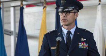 brig general scott cain eglin air force base 96th test wing commander