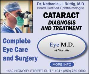 eye m.D. of Niceville