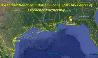 HSU Educational Foundation,Lone Star UAS ,partnership,niceville,Texas A&M University-Corpus Christi