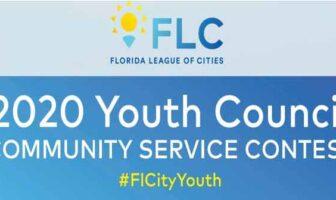florida league of cities municipal community service contest 2020 winners