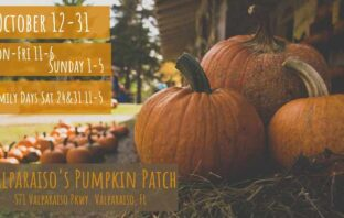 niceville valparaiso pumpkin patch for halloween