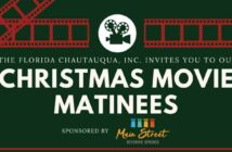 christmas movies,defuniak springs chautauqua theatre