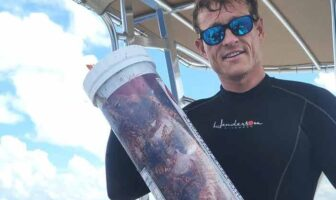 David Connerth florida 2020 Lionfish Challenge recreational winner/Lionfish King