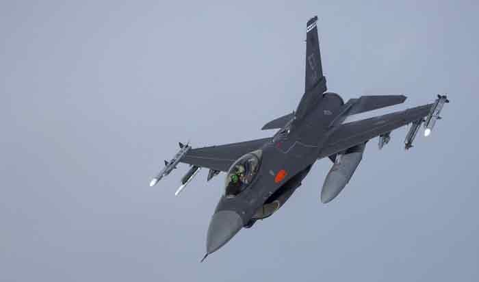 eafb eglin air force base emerald flag 2020 F-16C